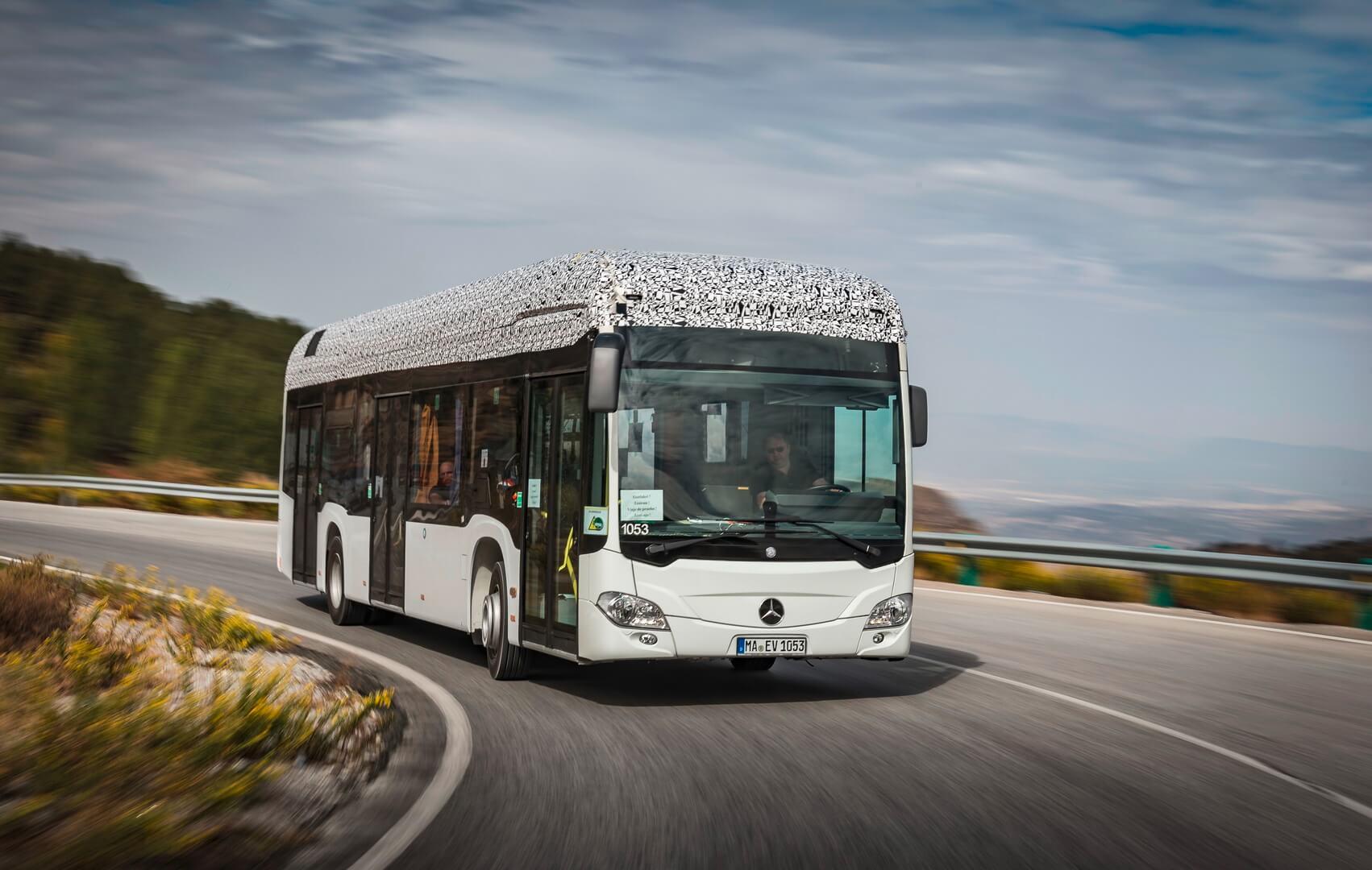 эксплуатация автобуса в Украине