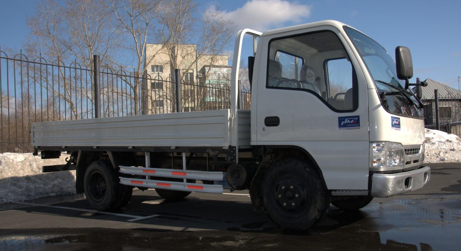грузовик ФАВ 1041