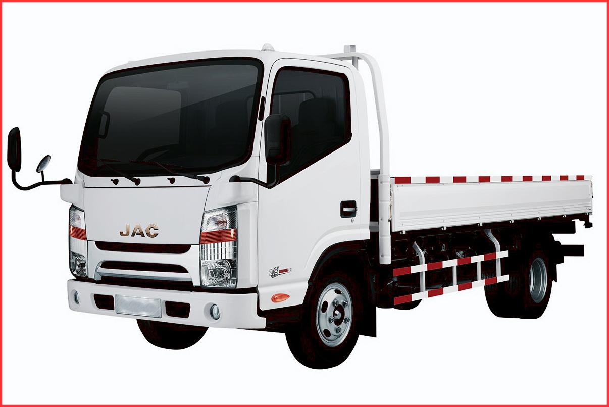 грузовик Jac N-56
