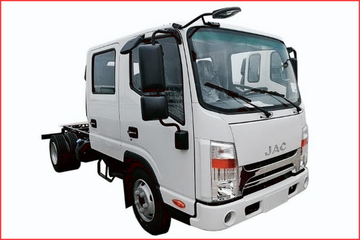грузовик JAC N-56DC