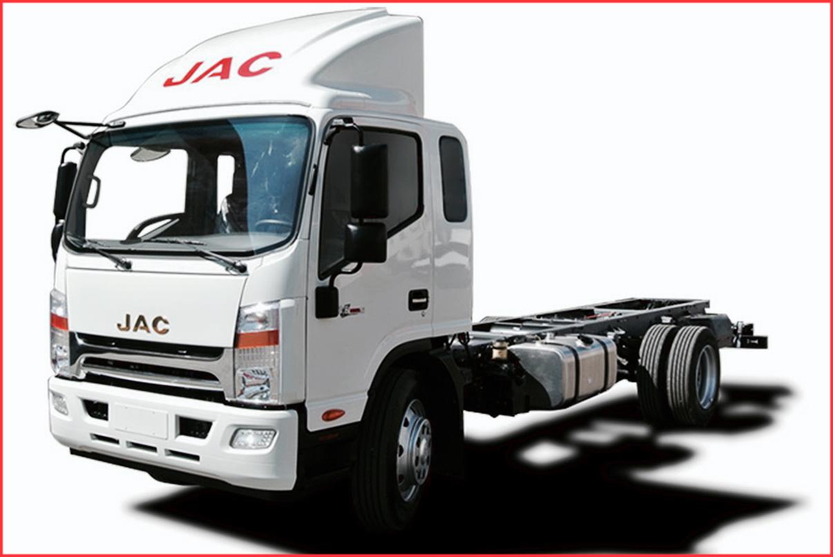 грузовик JAC N-120