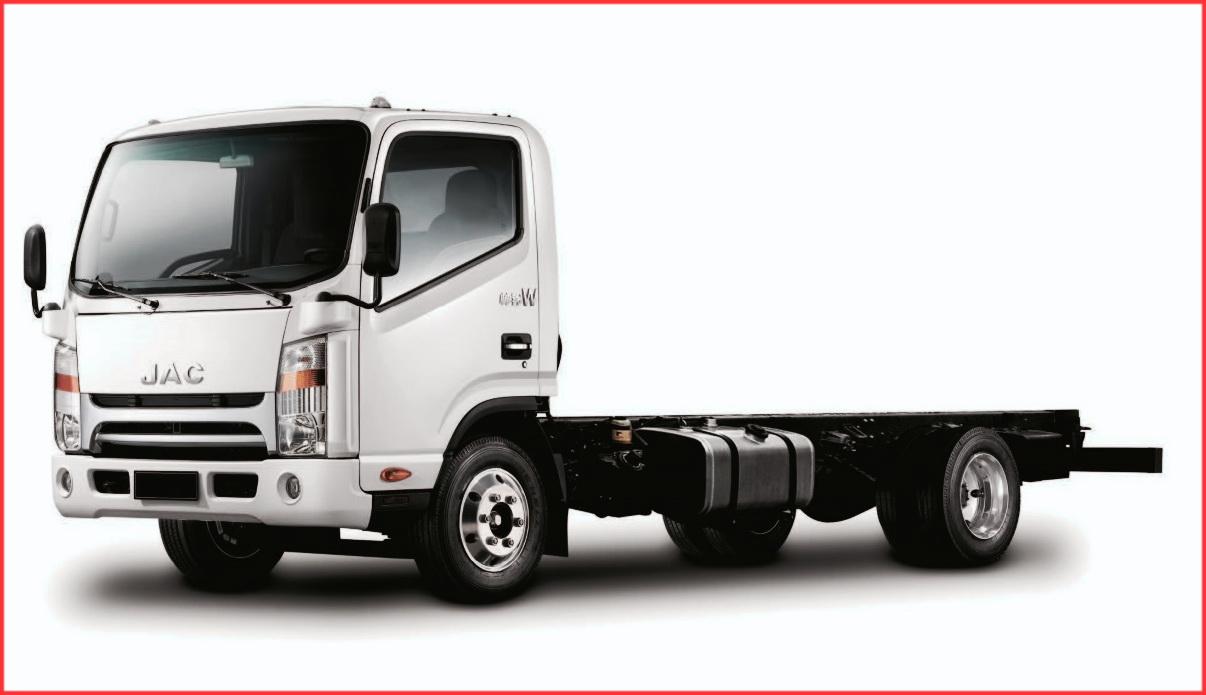 грузовой автомобиль JAC N-56DC