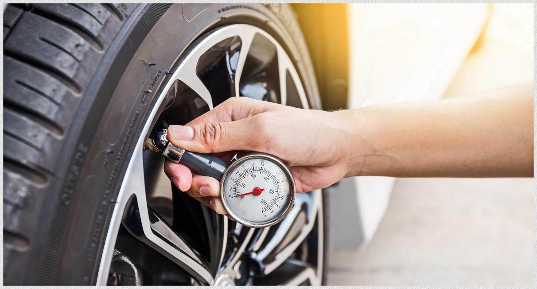 внутреннее давление в шине