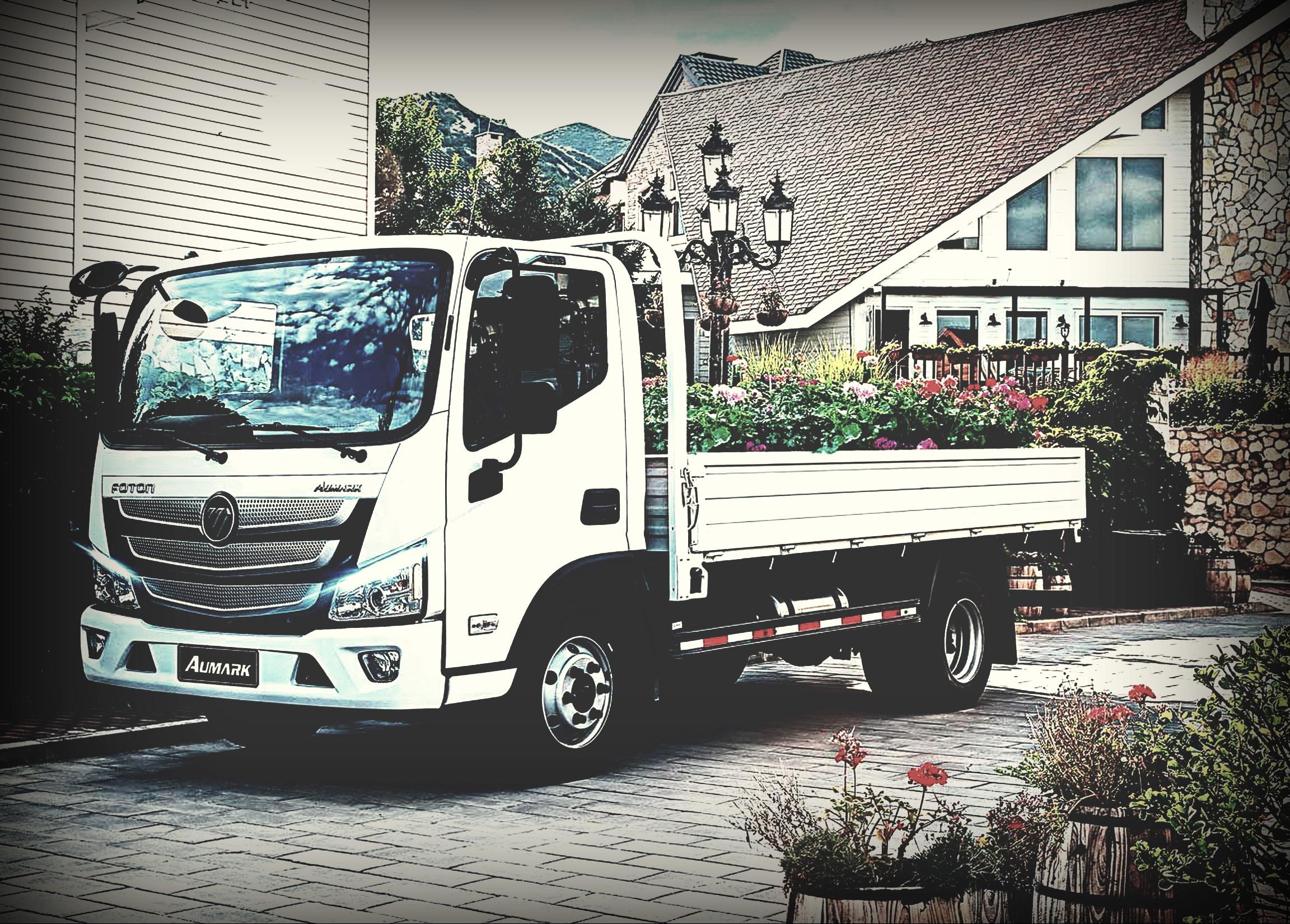тюнинг грузового автомобиля